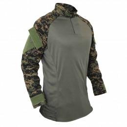 Combat Shirt Tático Marpat Fairsoft