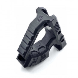 Grip Angular Trilho Picatinny 20mm Jay Combattech ABS - Preto