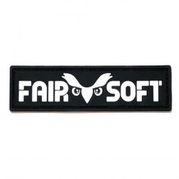 Patch Tático Fairsoft 10x2,8cm - Airsoft