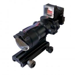 Protetor Acog e Mini Red Dot Airsoft
