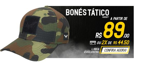 bones camuflados fairsoft
