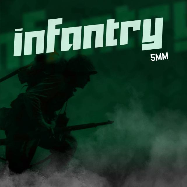 Protetor Acrilico Fairsoft 5mm Infantry
