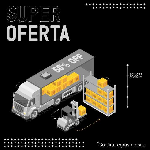 Super Oferta Frete Fairsoft Regra